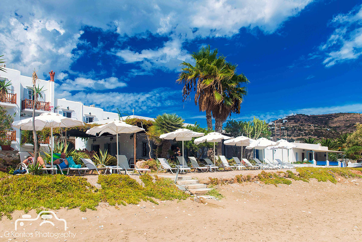 Hotel photography in Sifnos