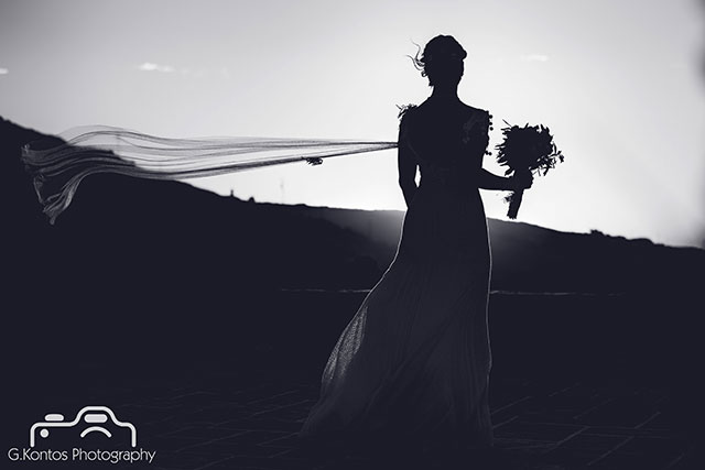 Wedding photography in Sifnos